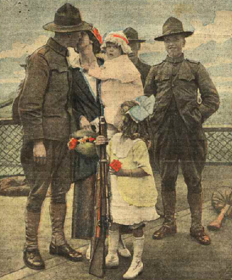 The Great War Societys Genealogical Research Help