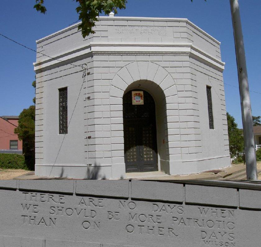 Crockett California Veterans Memorial