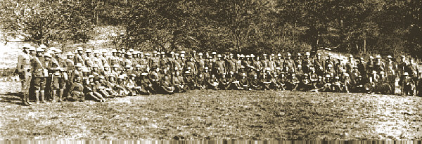 An Inside View of the Lost Battalion: Lt. James V. Leak's Account
