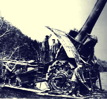 Big Bertha (howitzer) images
