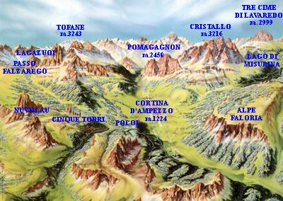 Virtual Tour Stop XIX Cortina dAmpezzo Tofane
