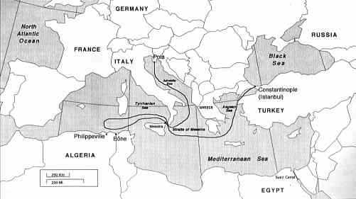 Trenches On The Web Special The Pursuit Of The Goeben And The Breslau