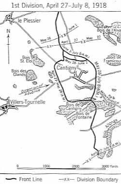 Trenches On The Web Map Room Western Front