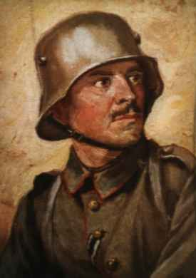 3861b5b17b0 Trenches on the Web - Special  The German Stahlhelm
