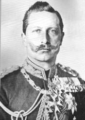 trenches on the web bio kaiser wilhelm ii