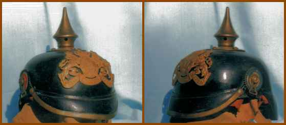 Trenches on the Web - Special: The German Pickelhaube, 1914-1916