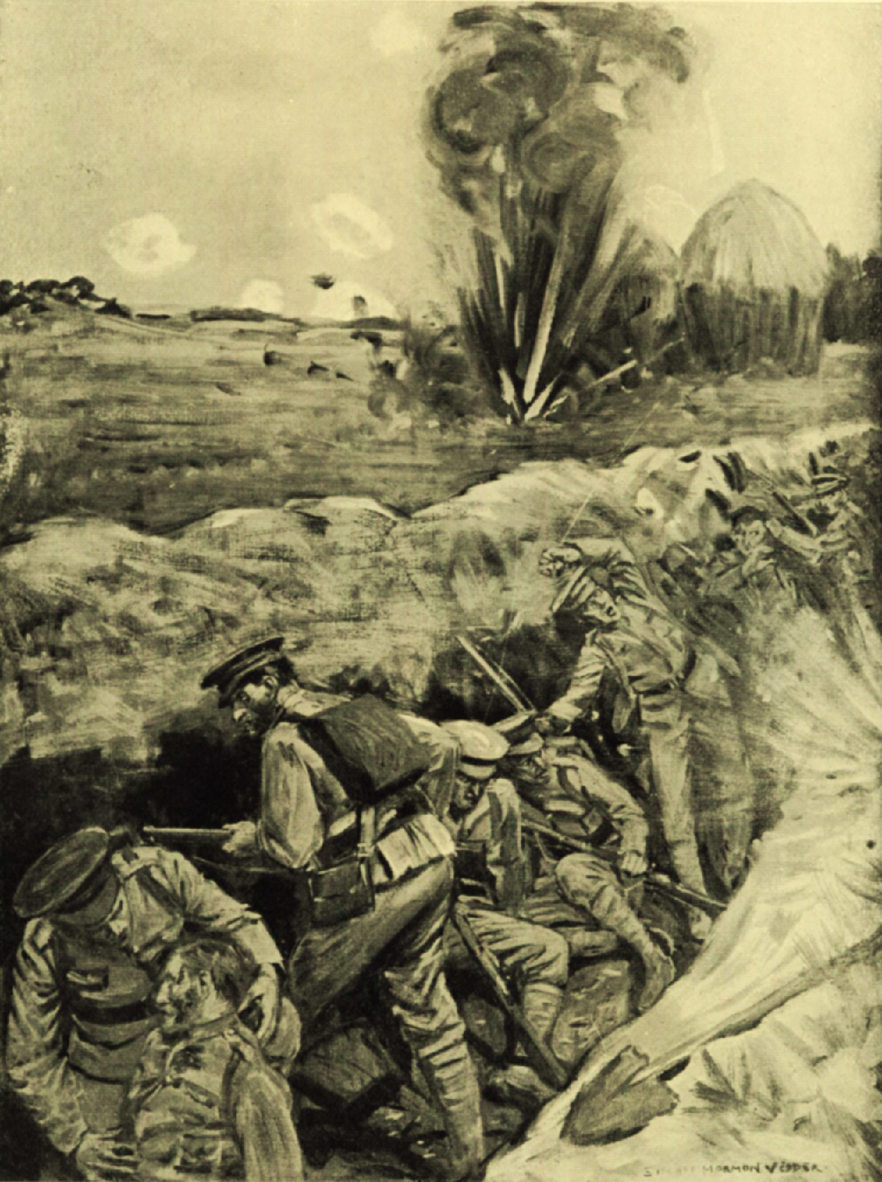 Roads To The Great War 99 Years Ago Quotes From September 1914