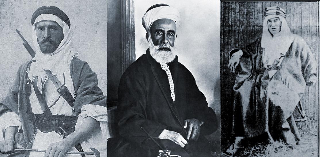 Hasil gambar untuk arab revolt