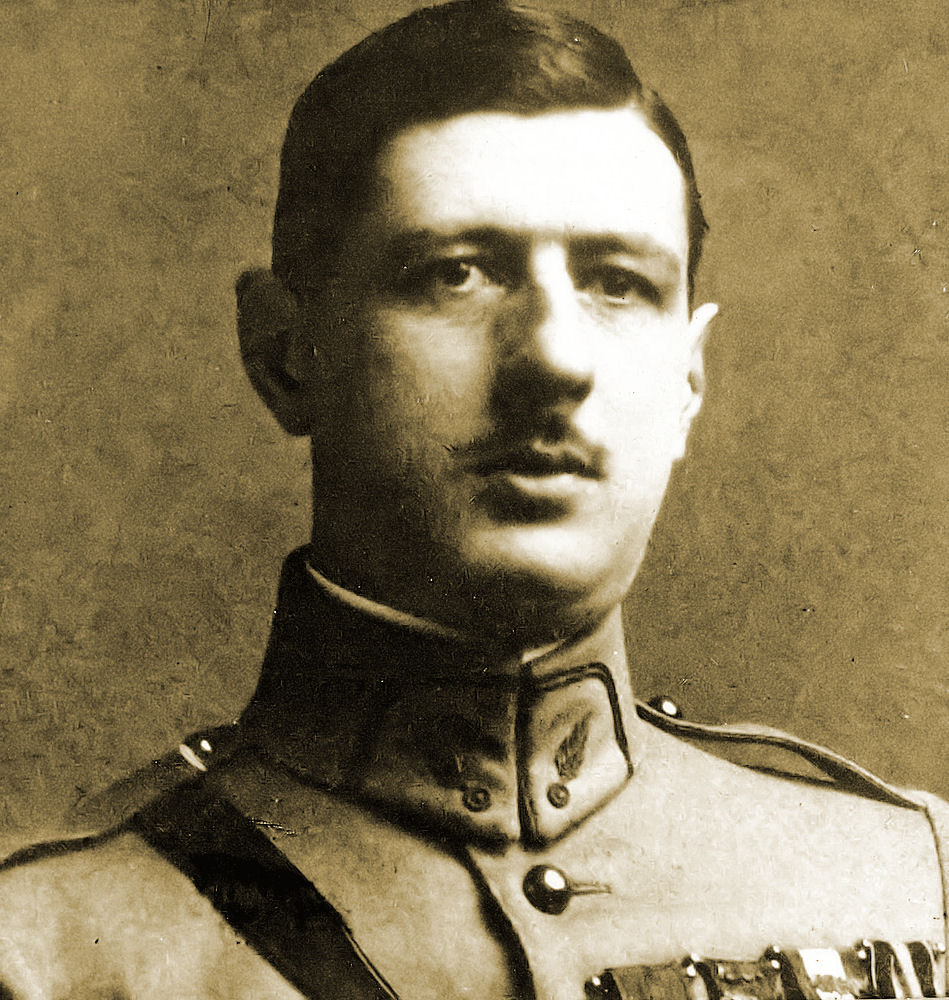 an analysis of charles de gaulles in the vision of france This analysis of the thought and action of charles de gaulle de gaulle will be of the unity of europe and the greatness of france de gaulles vision of a.