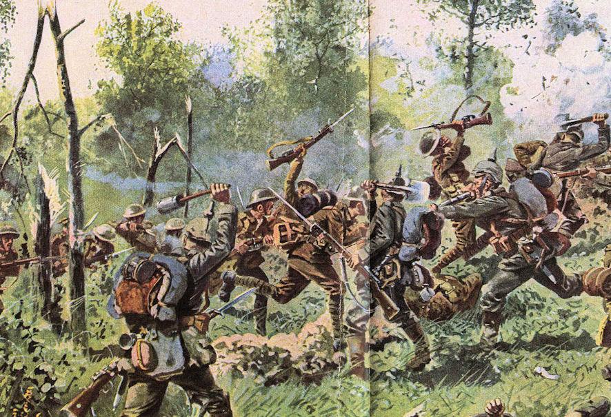 the history of the battle of somme The battle of the somme, also known as the somme offensive, was one of the largest battles of the first world war fought between july 1 and november 1, 1918 near the somme river in france, it was also one of the bloodiest military battles in history.