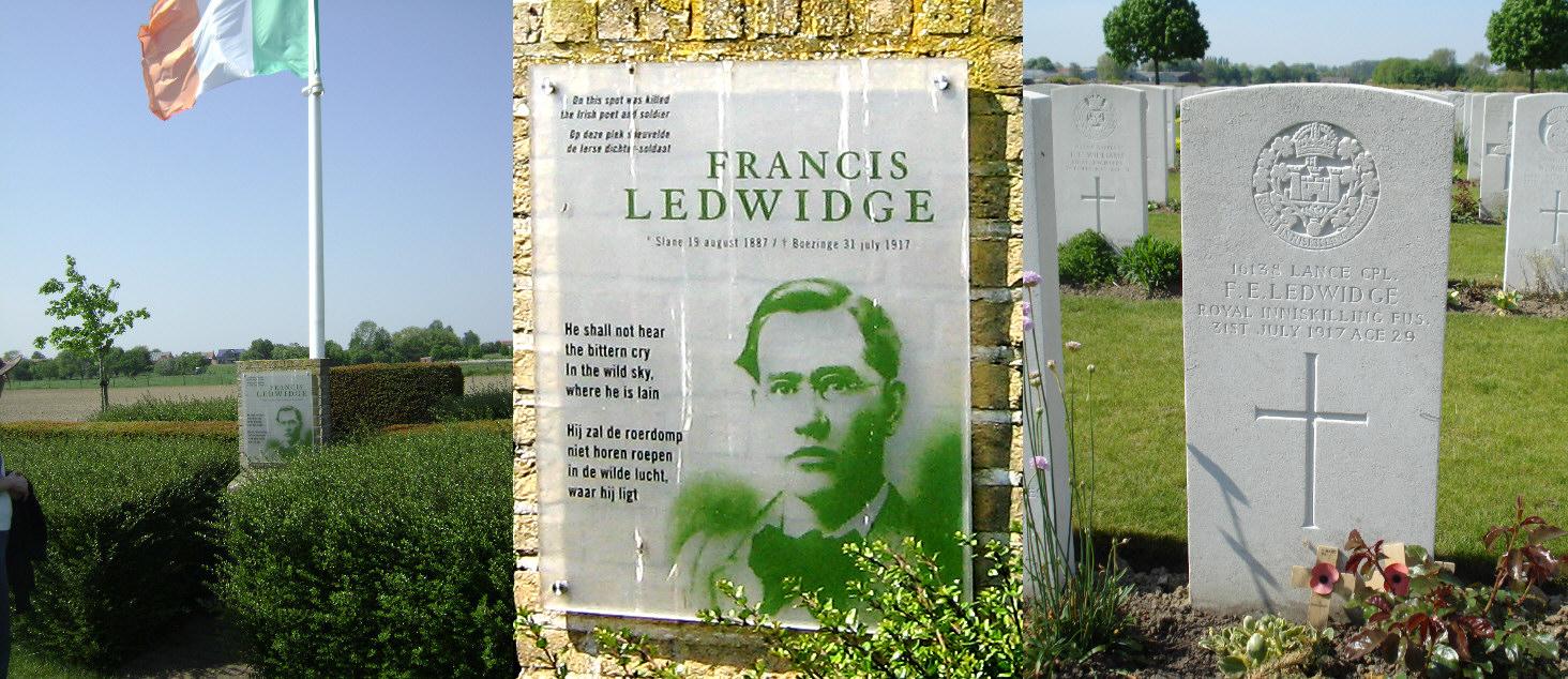 Francis Ledwidge buried
