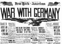 world war i and american society essay How did american society change during ww1 world war i - the first 'war to this is a bibliographic essay.