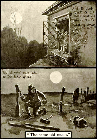 Bruce bairnsfather fragments from france