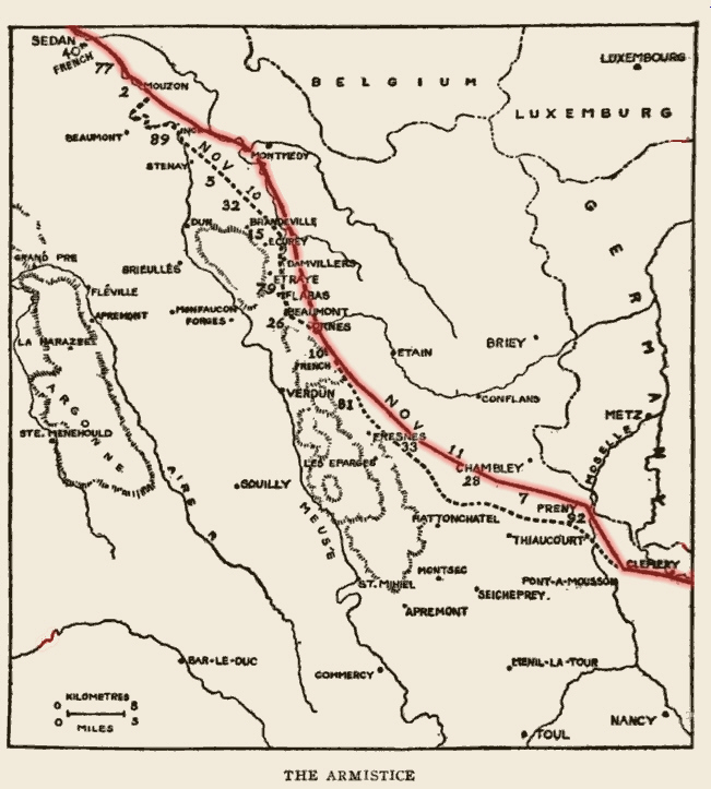 account of the st mihiel offensive On the verdun or the nancy fronts, the reduction of the st mihiel salient would be necessary because of its  western bank offer difficult terrain for offensive.